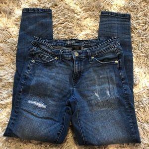 Mossimo Women's Denim Skinny Jeans Size 2/R